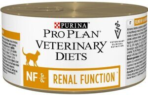 Корм для кошек Pro Plan Veterinary Diets Feline NF Renal Function canned (0.195 кг) 1 шт.