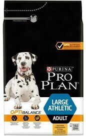 Корм для собак Purina Pro Plan Large Athletic Adult сanine Chicken with Rice dry 18 кг