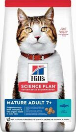 Корм для кошек Hill's (2 кг) Science Plan Feline Mature Adult 7+ Active Longevity with Tuna