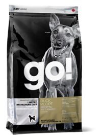 Корм для собак GO! Sensitivity + Shine Duck Dog Recipe Limited Ingredient Diet, Grain Free, Potato Free 11.35 кг