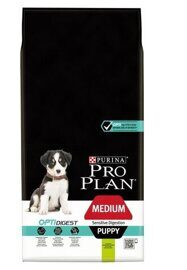 Корм для собак Purina Pro Plan Medium Puppy сanine Sensitive Digestion Lamb with Rice dry 1.5 кг