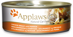 Корм для кошек Applaws Cat Chicken Breast with Pumpkin canned (0.07 кг) 1 шт.