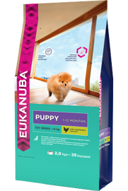 Корм для собак Eukanuba (0.5 кг) Dog Puppy Toy Breed