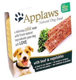 Корм для собак Applaws Dog Pate with Beef & Vegetables (0.150 кг) 1 шт.