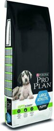 Корм для собак Purina Pro Plan Large Athletic Puppy сanine Chicken with Rice dry 12 кг
