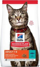 Корм для кошек Hill's (0.4 кг) Science Plan Feline Adult Optimal Care with Tuna