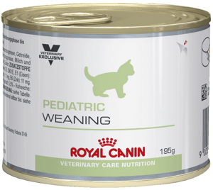 Корм для котят Royal Canin Pediatric Weaning мясное ассорти 195 г 1 шт.