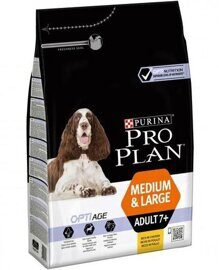 Корм для собак Purina Pro Plan Medium & Large Adult 7+ сanine dry 14 кг