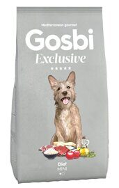 Корм для собак Gosbi exclusive diet mini (0.5 кг)