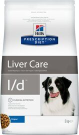 Корм для собак Hill's Prescription Diet L/D Canine Hepatic Health dry 2 кг