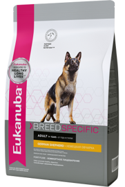 Корм для собак Eukanuba Breed Specific Dry Dog Food For German Shepherd Chicken 10 кг