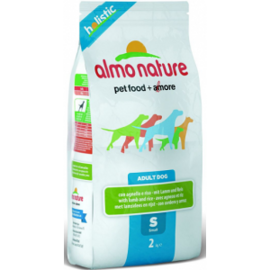 Корм для собак Almo Nature (2 кг) Holistic Adult Dog Small Lamb and Rice
