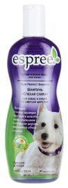 Кондиционер Espree Спелая слива SR Plum Perfect Shampoo для собак и кошек со светлой шерстью (355 мл)