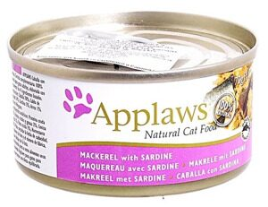 Корм для кошек Applaws Cat Mackerel with Sardines canned (0.07 кг) 1 шт.