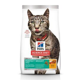 Корм для кошек Hill's (1.5 кг) Science Plan Feline Adult Perfect Weight with Chicken