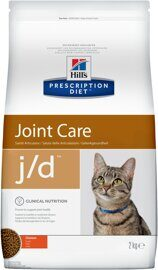 Корм для кошек Hill's Prescription Diet J/D Feline Original dry 2 кг