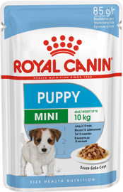 Корм для собак Royal Canin Mini Puppy Pouch (0,085 кг) 1 шт.