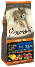 Корм для собак Primordial Adult All Breed Ягненок, тунец (0.4 кг)