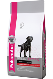 Корм для собак Eukanuba Breed Specific Dry Dog Food For Labrador Retriever Chicken 10 кг