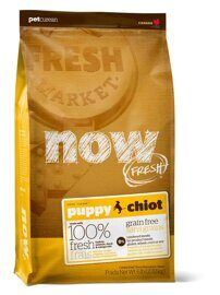Корм для собак NOW FRESH Grain Free Puppy Dog Food Recipe 5.45 кг
