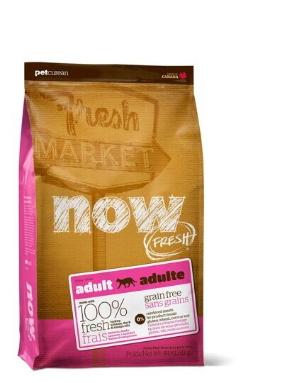 Корм для кошек NOW FRESH Grain Free Adult Cat Food 7.26 кг