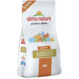 Корм для кошек Almo Nature (12 кг) Holistic Adult Cat Turkey and Rice