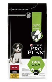 Корм для собак Purina Pro Plan Medium Puppy сanine dry 1.5 кг