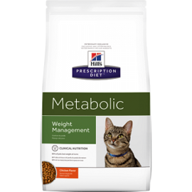 Корм для кошек Hill's Prescription Diet Metabolic Feline Advanced Weight Solution dry 4 кг